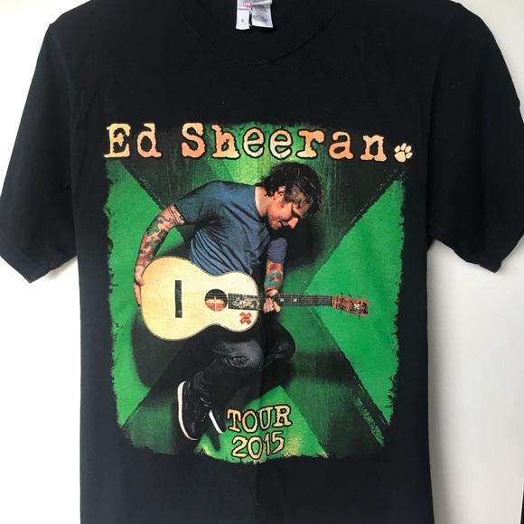 Tops - Ed Sheeran graphic T